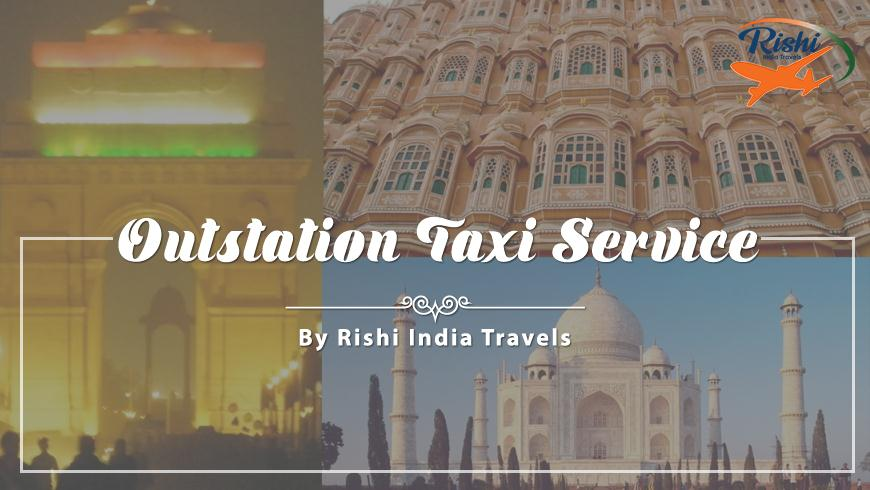 Taxi Service in Jaipur for Outstation
